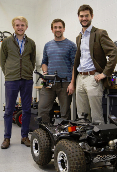 Field to be farmed exclusively by robots