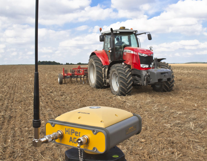 Accurate field boundaries are invaluable for job planning and efficient farm management