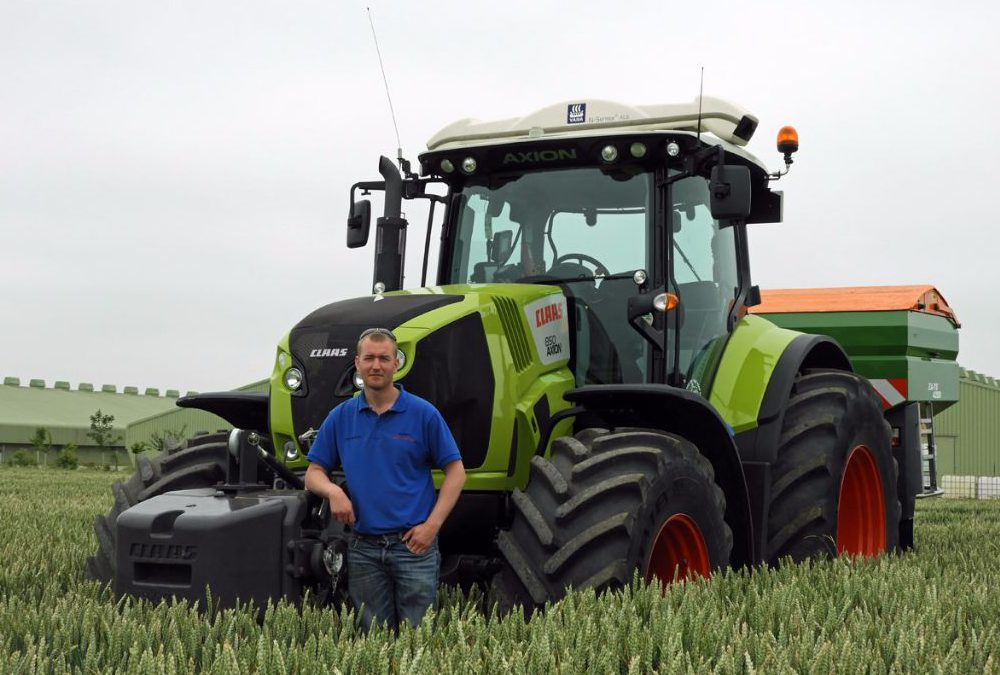 """The YARA N-Sensor """"Transformed our Business – Amazed everyone hasn't got one"""" – Graham Porter May 2021"""